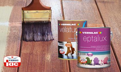 Βερνίκια και συντηρητικά ξύλου VERNILAC